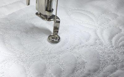 Microquilting: Volúmen y textura en nuestros quilts