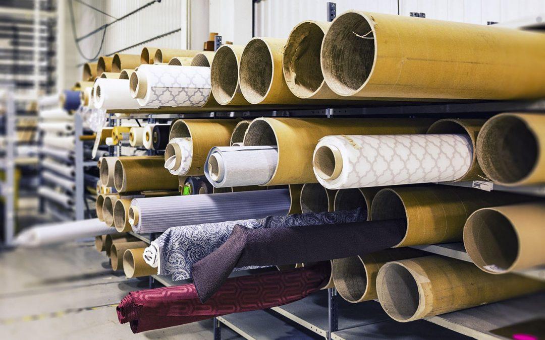 ¿De que está hecho un quilt industrial?